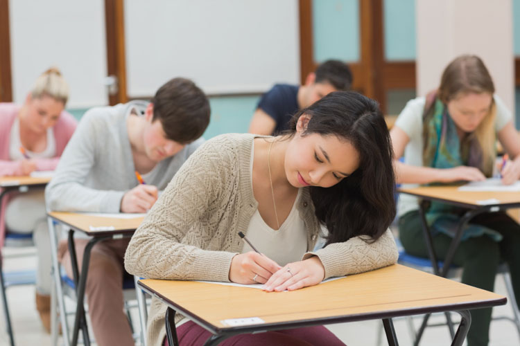 Techniques to do the exam on time